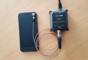 iepe accelerometer amplifier vibration measurement mems